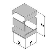 Multifunktionell kapsling EC10-1xx