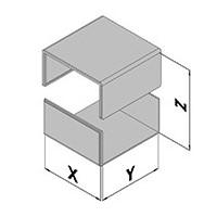 Multifunktionell kapsling EC10-2xx