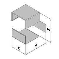 Multifuntionell kapsling EC10-3xx
