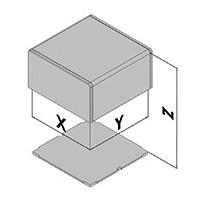 Multifunktionell kapsling EC10-4xx
