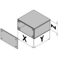 Kapsling med dörr EC30-4xx